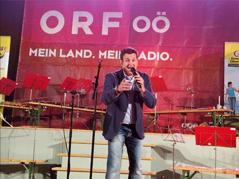 ORF Wanderung durchs Mühlviertel