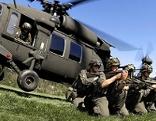 Luftlandeübung Bundesheer