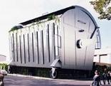 Entwurf für geplantes MA48-Büro