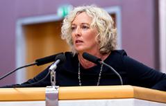 Landtag 2016, Katharina Wiesflecker, Grüne, Landesrätin