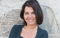 Schriftstellerin Irene Prugger