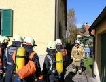 Brand in der Stadt Salzburg