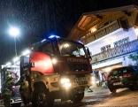 Feuerwehr rettet Familie