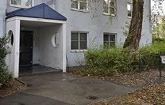 Hauseingang in Liesing