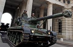 Panzer Wien Nationalfeiertag Bundesheer