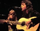 """Paul und Linda McCartney """"Wings"""""""