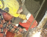 Semmering Bahntunnel Mineure Arbeiten Grabungen