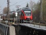 ÖBB Zug bei Lochau