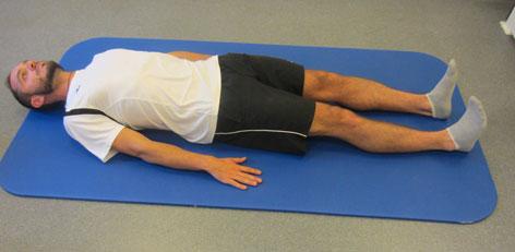 Rückenfit Übung