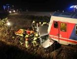 Tödlicher Unfall auf Bahnübergang Scharnstein
