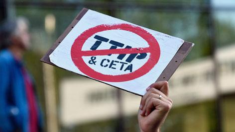 Transparent CETA