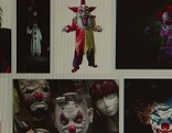 Internetseite Horror-Clowns