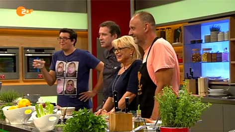 Harald Rojacz ZDF kuhanje
