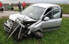 Unfall Strass