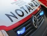 Rotes Kreuz Notarzt Blaulicht Rettung