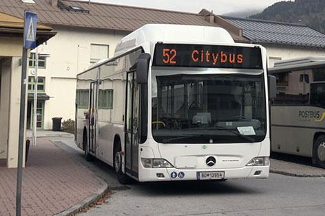 Citybus in St. Johann im Pongau