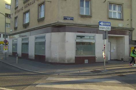 Neue Notschlafstelle der Caritas in der Breitenfurter Straße