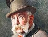 Kaiser Franz Joseph als Jäger
