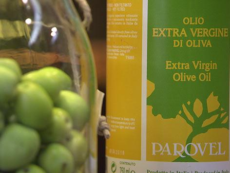 Olivenöl Parovel