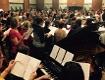 Chor bei der Probe