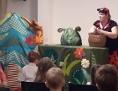 """Theatervorstellung """"Lienka Kikilienka"""" im Schulverein SOVA"""