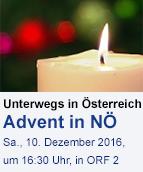 ORF NÖ Kerze