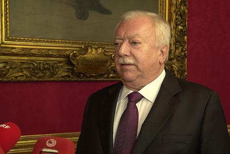 Bürgermeister Michael Häupl (SPÖ)