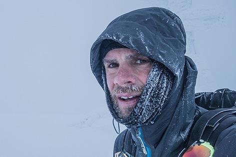 Kodym auf einem Berg