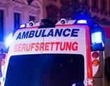 Rettungsfahrzeug