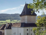 Schloss Pöggstall außen