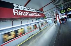 Reumannplatz U-Bahn