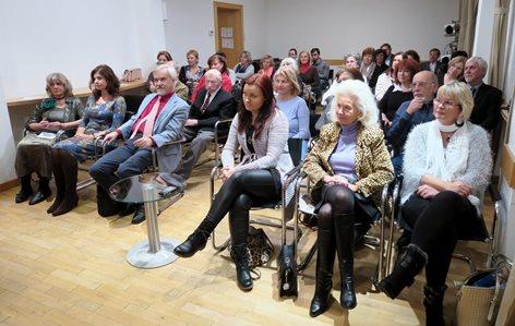 Ján Cikker Gedenkkonzert im Österreichisch-slowakischen Kulturverein Wien