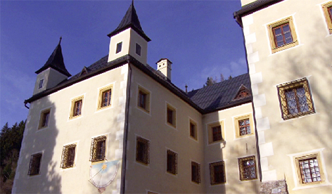 Schloss Höch bei Flachau