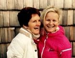 Marianne und Christiane Meissnitzer