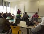 Lehrgänge für Flüchtlinge