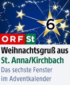 Der klingende Adventkalender des ORF Steiermark