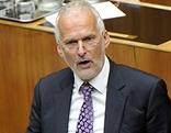 Josef Moser Ex Rechungshofpräsident
