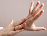 Hände Frau