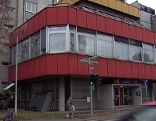 Asylheim beim Salzburger Hauptbahnhof (ehemalige ÖBB Kantine)