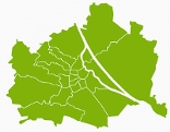 Bezirke Karte BP-Wahl