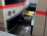 U-Bahn-Züge fuhren in Wien aufeinander