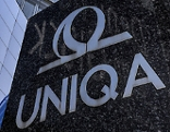 Uniqa-Schriftzug