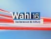 Wahl-Logo Bundespräsidentenwahl 2016