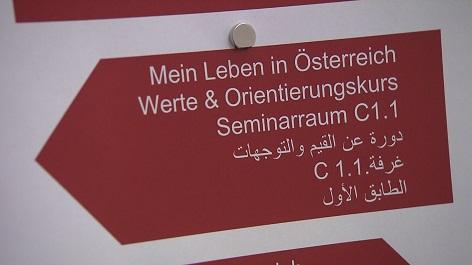 Österreichische Wertekurse für Flüchtlinge