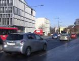 Stadtstraße Dornbirn Luftgüte Feinstaub
