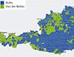 Volitve predsedniške občine vdb hofer zemljevid bellen