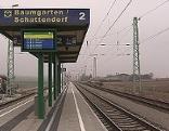 Bahnhof Baumgarten-Schattendorf