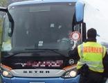 Migraten im Bus