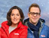 Guten Morgen Österreich Dezember in Vorarlberg Montafon