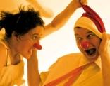 Die Clowns Herbert und Mimi